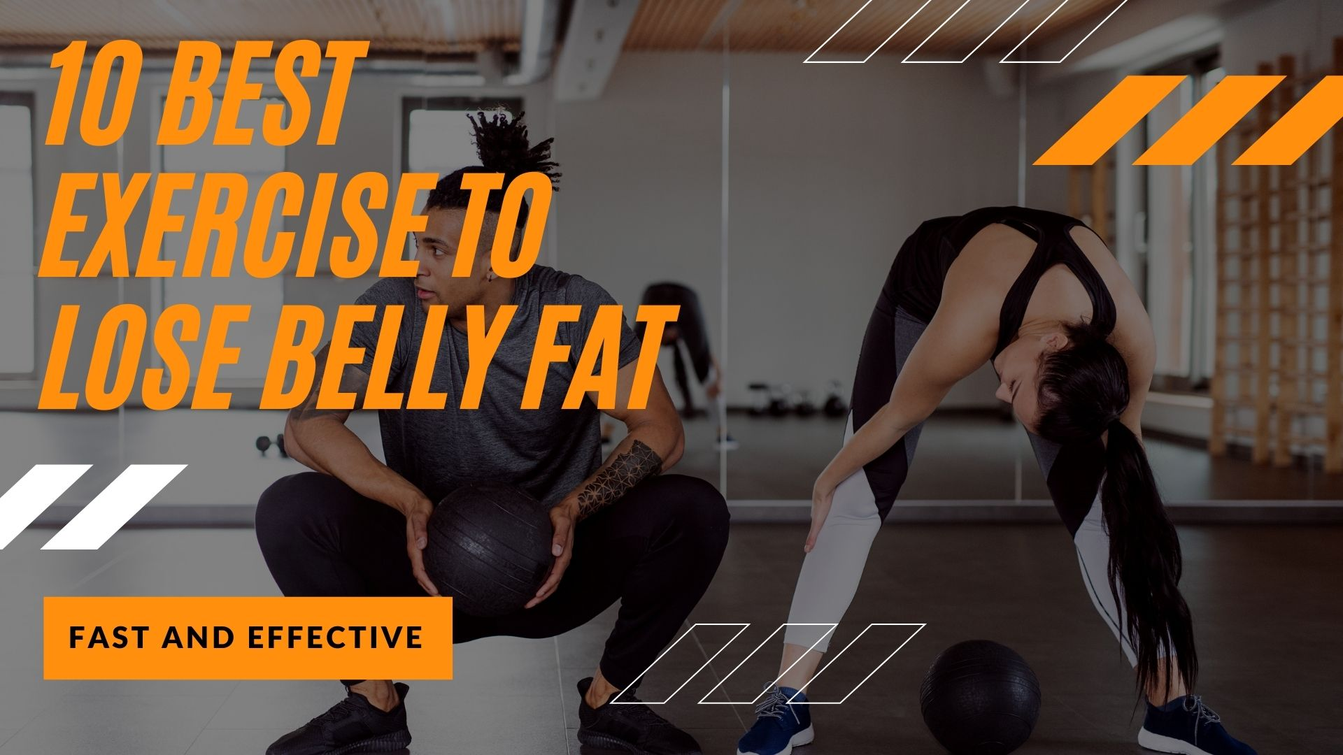 10 Best Exercise to Lose Belly Fat (Fast and Effective)