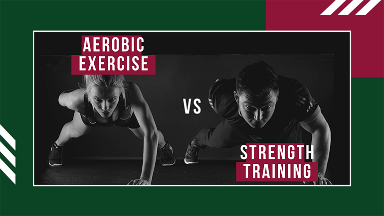 Cardio Vs. Strength Training: Which is Better for Weight Loss?
