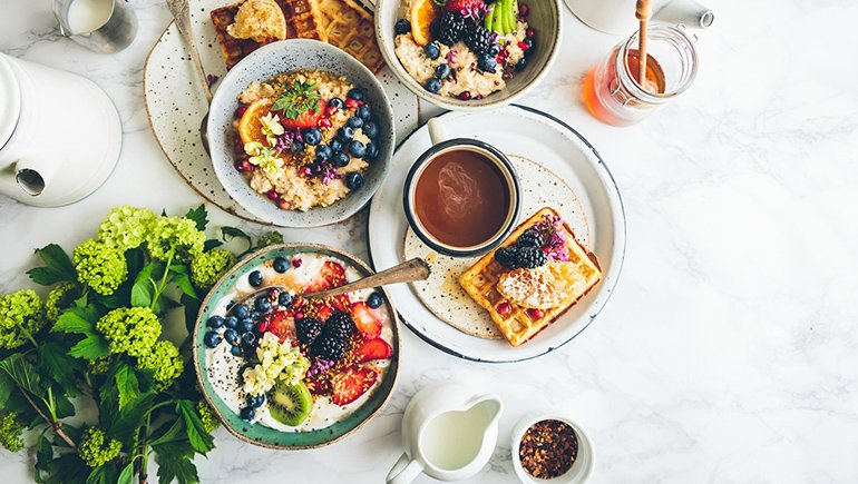 eating breakfast help you lose weight