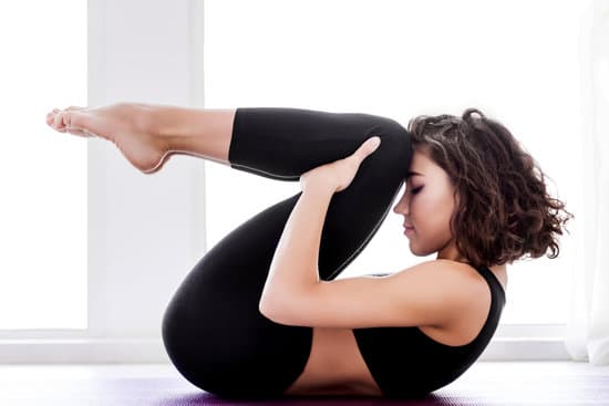 Yoga Asanas to Reduce Belly Fat - Wind Relieving Pose